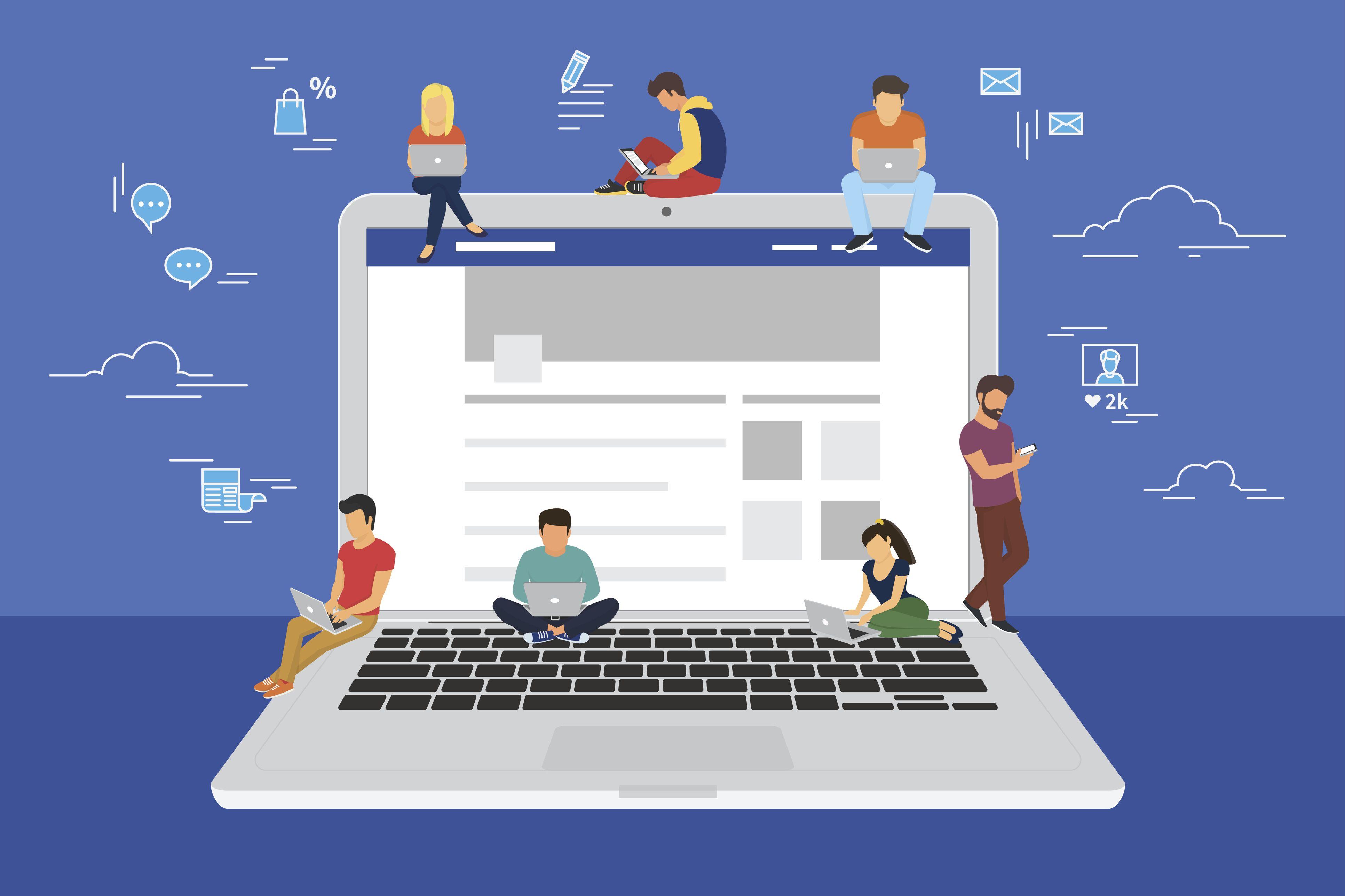 Τα σχόλια που κάνουν τα παιδιά στα κοινωνικά δίκτυα μπορεί μια μέρα να τους στοιχειώσουν