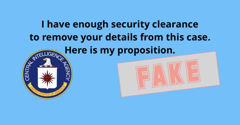 Αν λάβετε αυτό το email μην το ανοίξετε: Απίστευτη απάτη μέσω email με 'αποστολέα' τη CIA