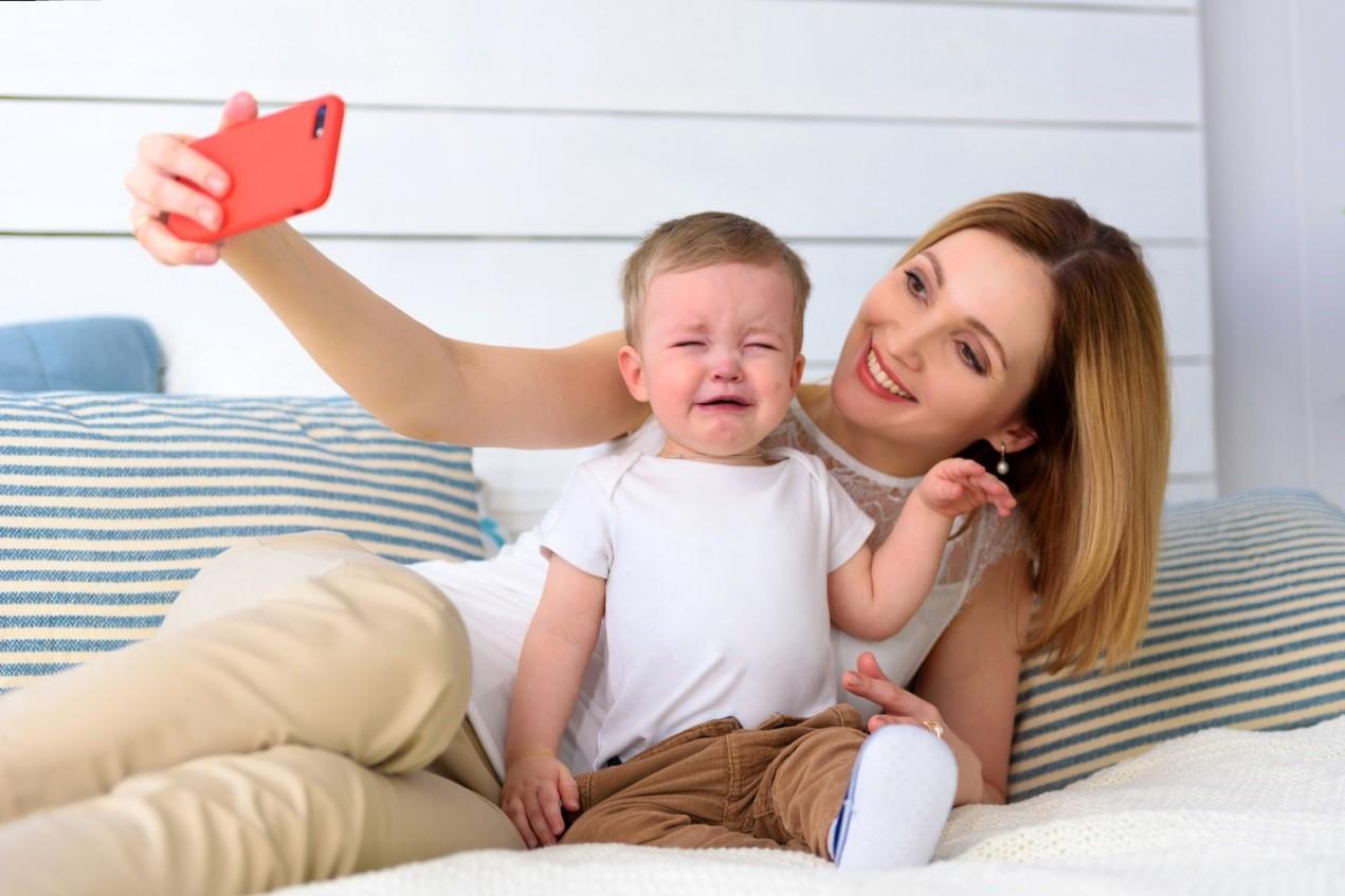 «Ότι ανεβαίνει στον ιστό, παραμένει στον ιστό»: Προειδοποίηση μεταξύ γονέων.