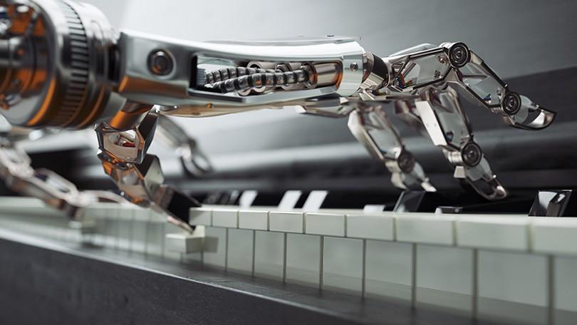 Μουσική τεχνητή νοημοσύνη