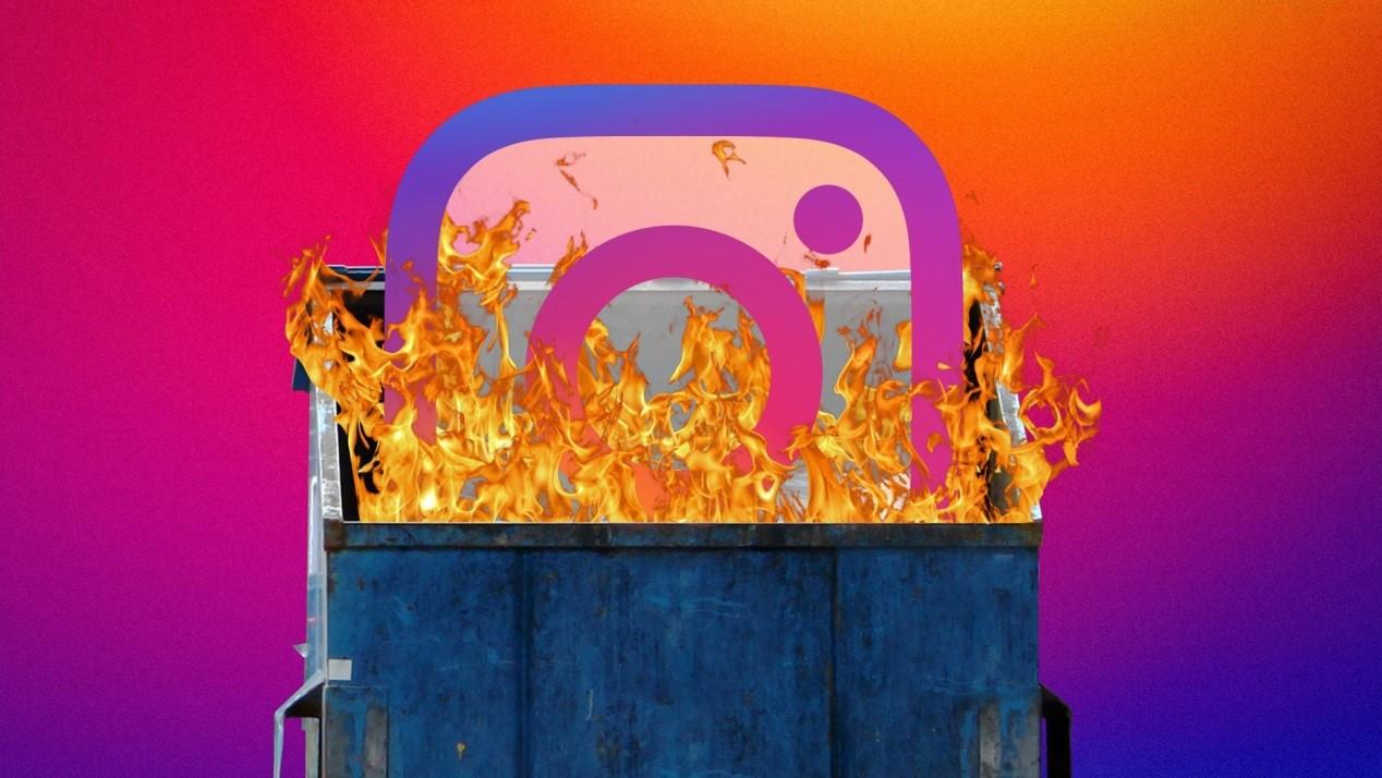 Το Instagram και τα σοβαρά ζητήματα παρενόχλησης