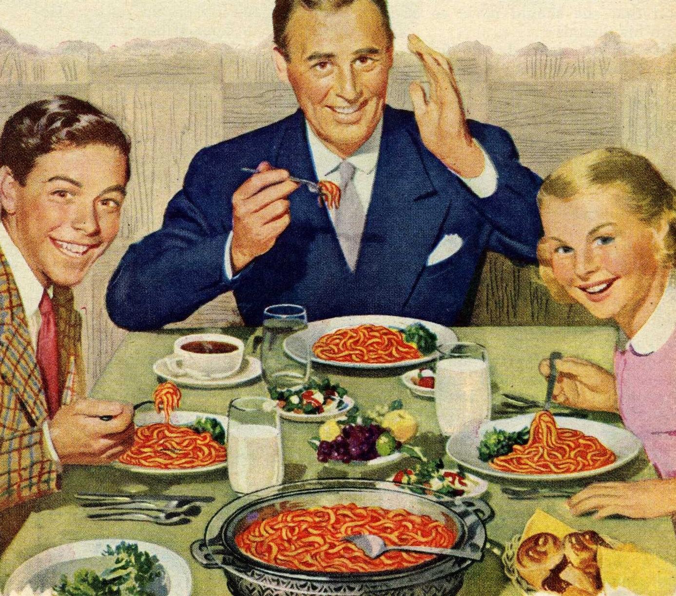"""""""Πάσχει"""" ο παραδοσιακός θεσμός του οικογενειακού δείπνου"""