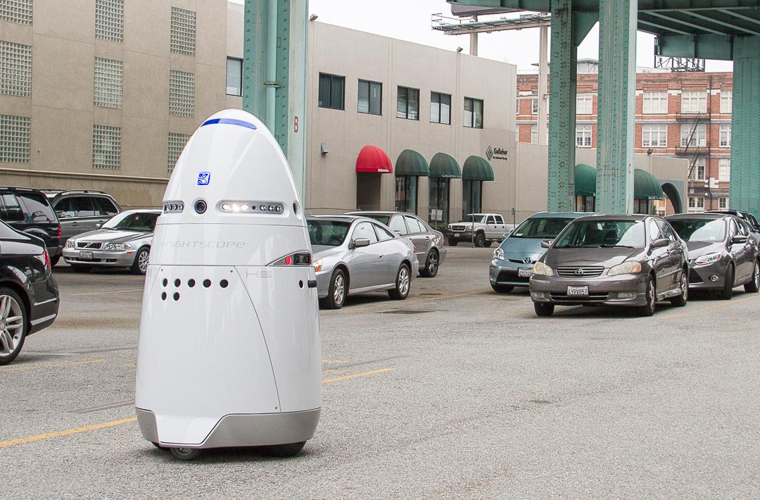 Η συμβολή ενός R5 Autonomous Security Robot στη ζωή μας