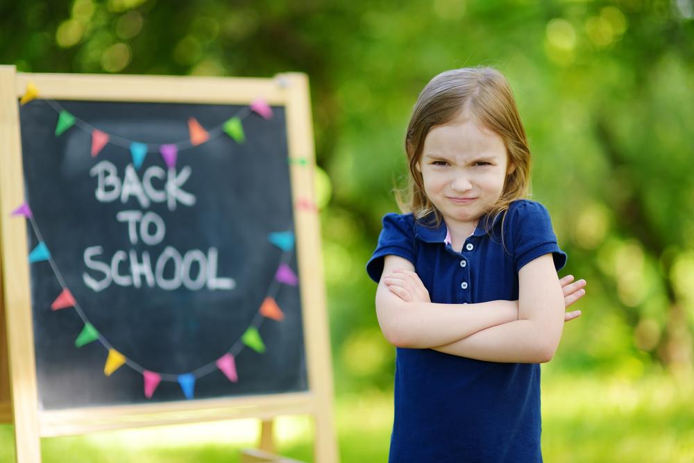Πώς να βοηθήσετε το παιδί σας να αντιμετωπίσει το σχολικό άγχος