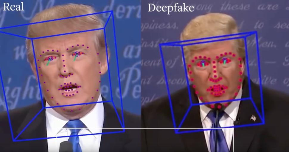 To φαινόμενο των deepfake