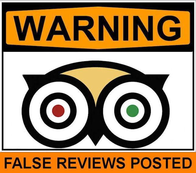 To TripAdvisor κατακλύζεται από ψεύτικες κριτικές