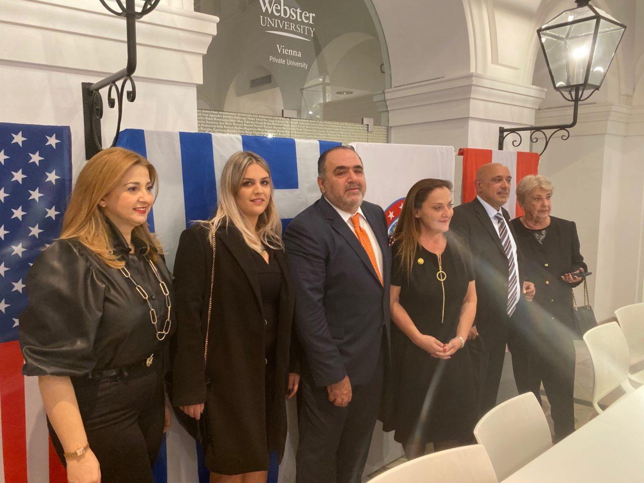 Διεθνής βράβευση του Διεθνούς Ινστιτούτου για την Κυβερνοασφάλεια του Μανώλη Σφακιανάκη