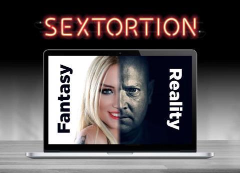 Sextortion: Η νέα διαδικτυακή απειλή σεξουαλικής εκβίασης