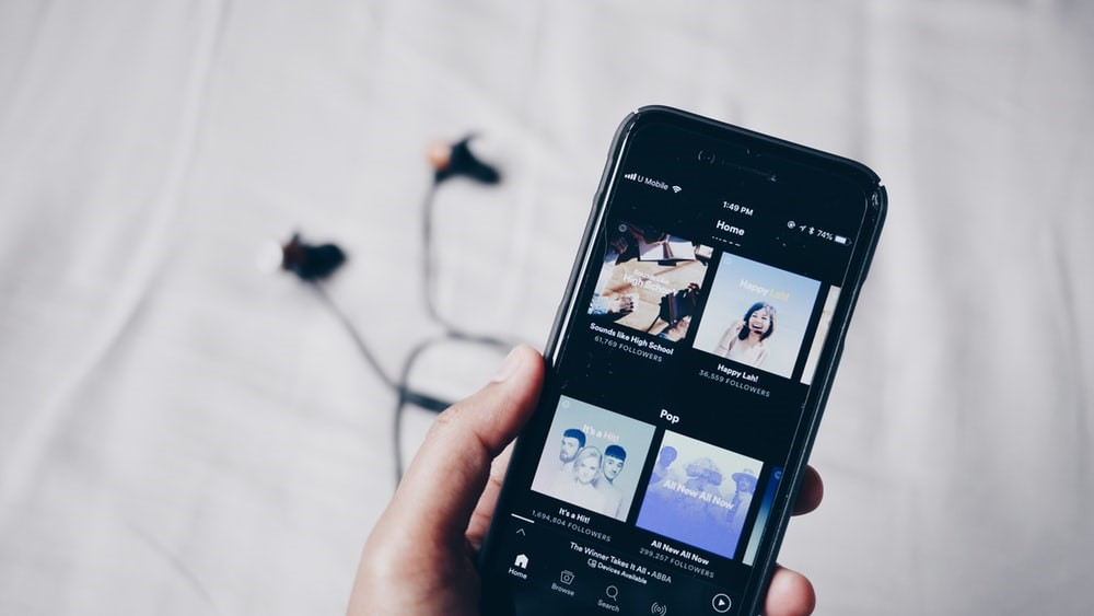 Πώς ο αλγόριθμος του Spotify γνωρίζει ακριβώς τι θέλετε να ακούσετε