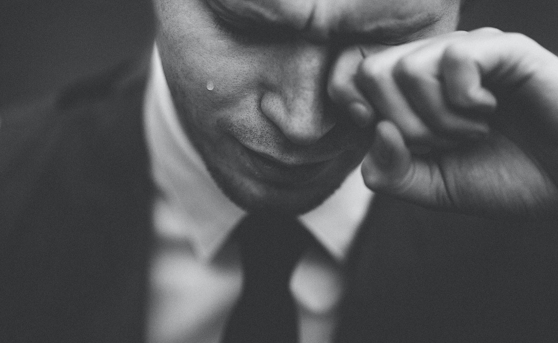 Τα δάκρυα κάποιες φορές είναι ο πόνος της ψυχής